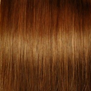 #6 chestnut brown color, natural clip-in hair extensions shop here: www.hairself.pl