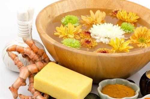 Cómo preparar en casa un jabón natural de jengibre y cúrcuma con muchos beneficios - Mejor con Salud