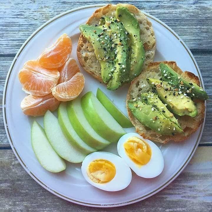Завтрак Для Диеты. Вкусный здоровый завтрак спортсмена