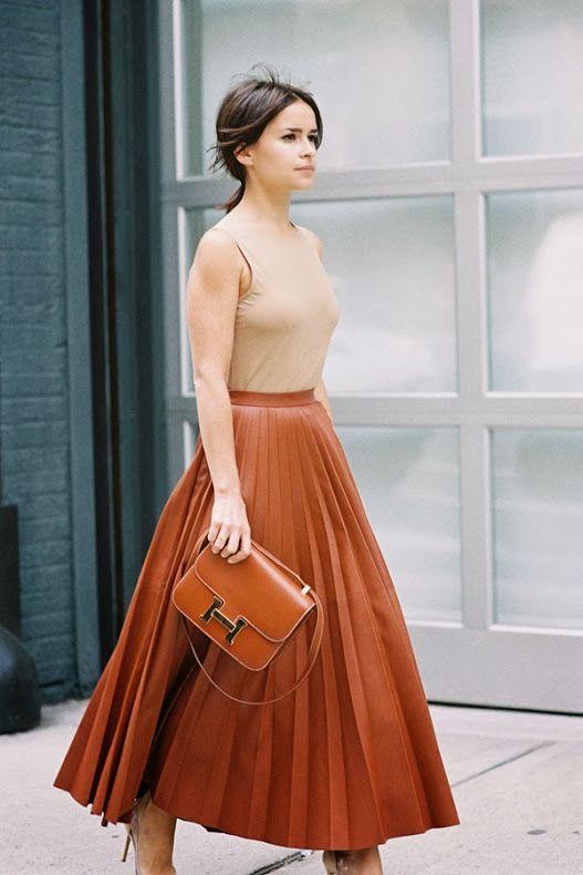 New York Fashion Week SS 2014....Miroslava