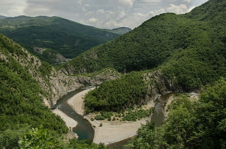 Anse del  Trebbia (from Altavaltrebbia - Galleria fotografica)