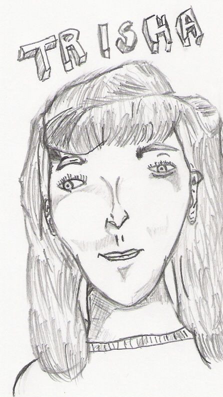 """""""It took me like 3 hours to finish the shading on your upper lip. It's probably the best drawing I've ever done."""""""