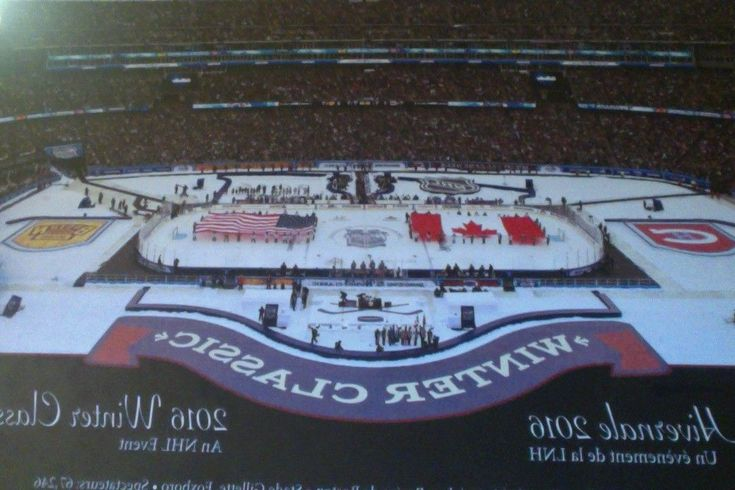 NHL HOCKEY/ MONTREAL CANADIENS/ BOSTON BRUINS/ WINTER CLASSIC 2016/ HC BOOK/