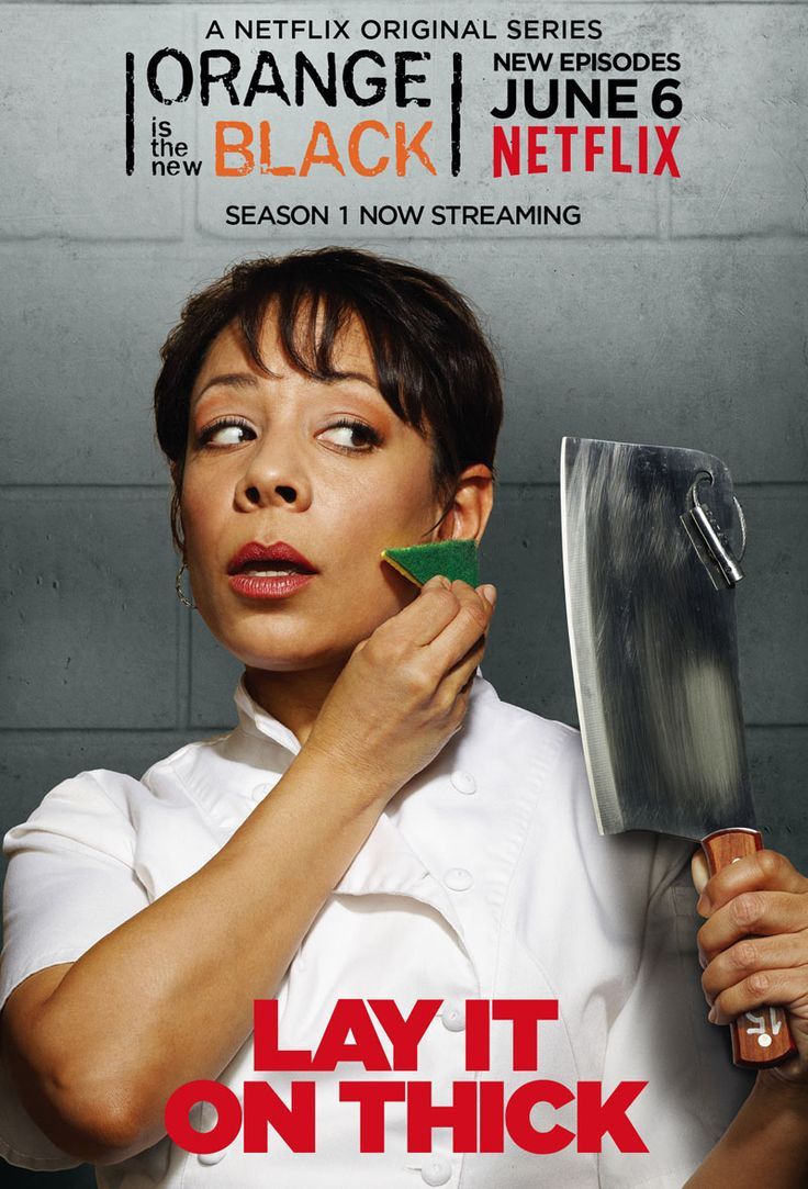 How To Eat Fried Worms Orange Is The New Black': Check Out Season 2  Posters And Video Initiating Imagepare