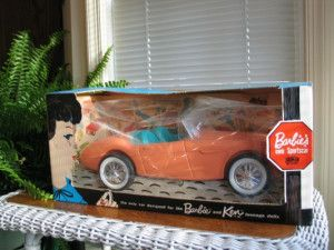 1962 – 2016 Barbie, Family and Friends doll 'Cars'! | Barbie Doll ...