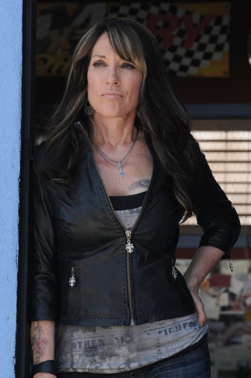 Gemma Teller Morrow from Sons of Anarchy is an inspiration!