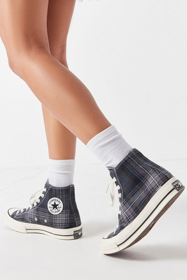 cf0d436e6f8d Converse Chuck 70 Plaid High Top Sneaker | Shopping online | High ...