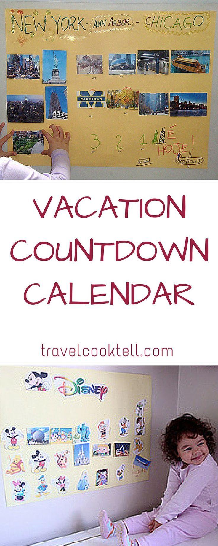 Best 25 Vacation Countdown Ideas On Pinterest