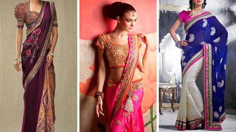 Vestidos hindues para fiestas