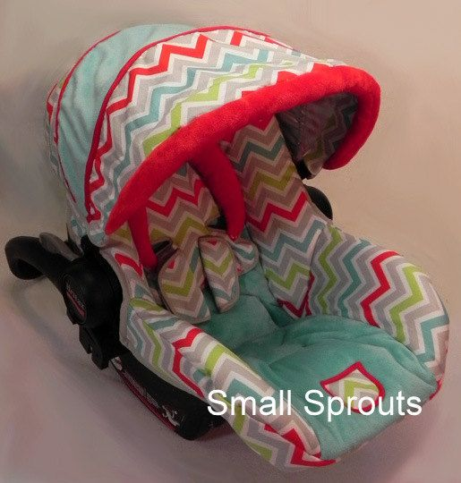 Orbit Baby Car Seat Headrest