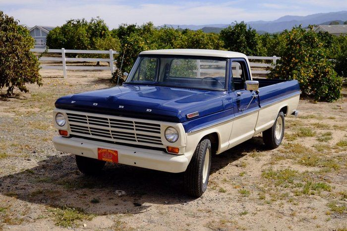 1967 Ford F250 F250 Ford F250 Ford
