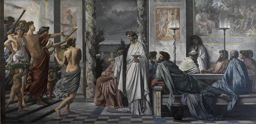 Desde que Platón dijo que los poetas debían ser expulsados de la República y asesinados si regresaban a ella, las cosas no han estado bien entre poetas y filósofos.