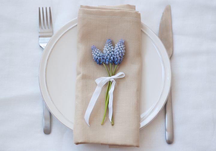 -Dinner, Tables Sets, Blue, Wedding Decor, Still Life, Beautiful, Easter Tables, Cream, Tables Decor