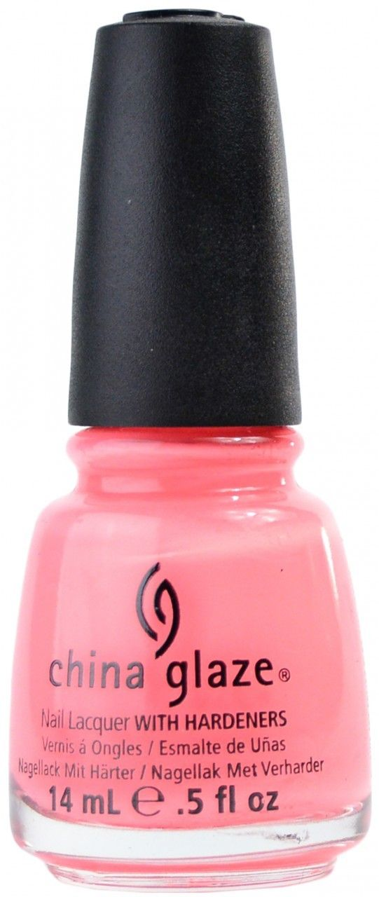 China Glaze Flip Flop Fantasy, I'm obsessed with this colour!
