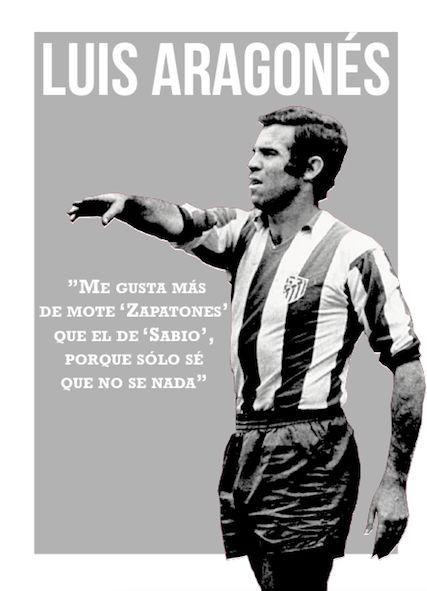 Eterno Luis Aragonés