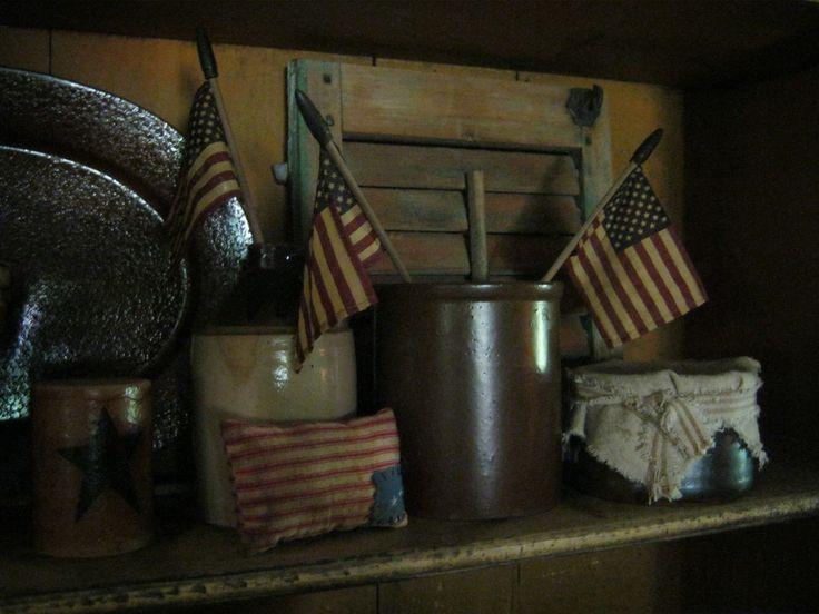 Americana Primitives