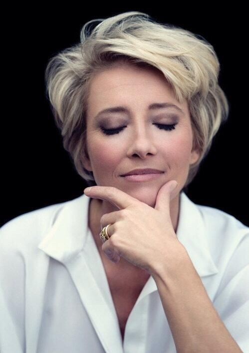 The gorgeous Emma Thompson.