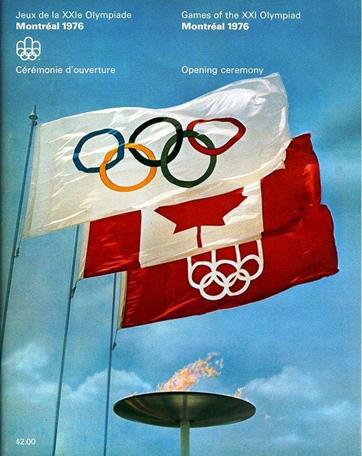1976 Olympics Montreal