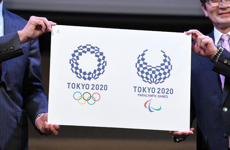 2020年東京五輪・パラリンピック公式エンブレムを「組市松紋(くみいちまつもん)