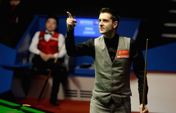 Magnificent Mark Selby seals second World Snooker Championship title - livesnooker.com
