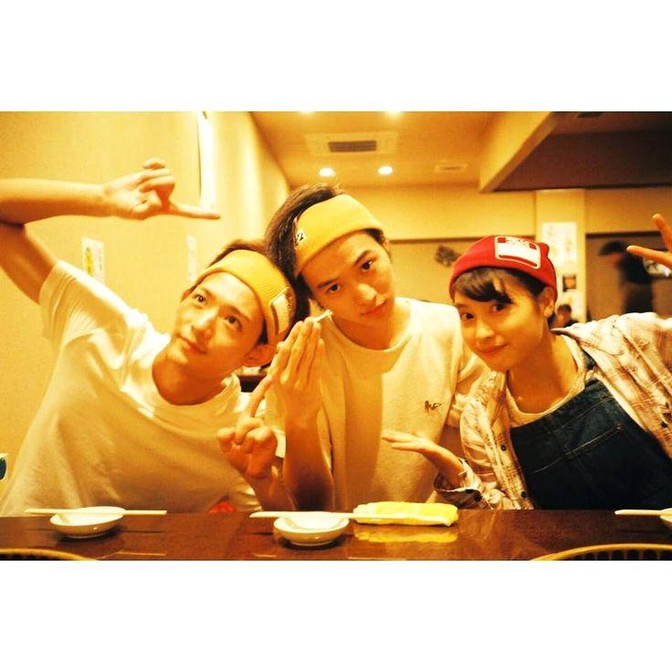 "Ryo Ryusei x Kento Yamazaki x Tao Tsuchiya, J LA movie ""orange"". Release: 12/12/'15 [AsianWiki]"