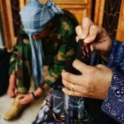 Jihad fisabilillah...