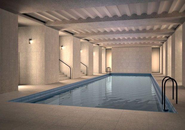 caf royal o retorno por chipperfield london hotels. Black Bedroom Furniture Sets. Home Design Ideas