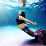 Never Seen Before – Phenomenal Underwater Maternity Shoot