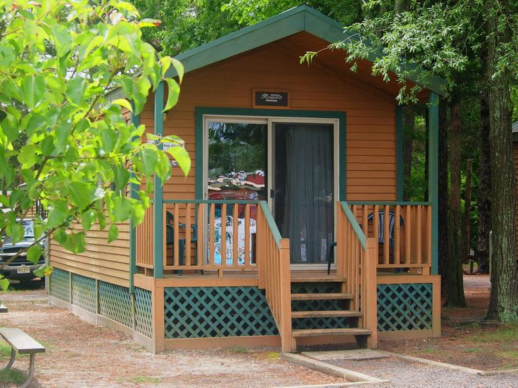 Accommodations - Sea Pirate Campground