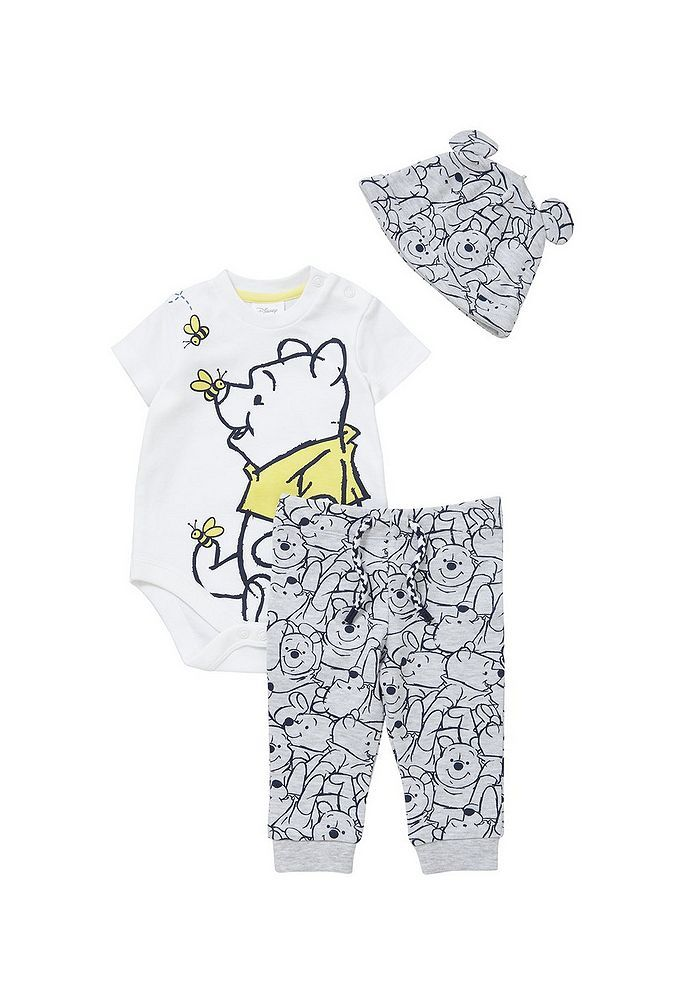 Tesco direct: Disney Winnie the Pooh 3 Piece Set