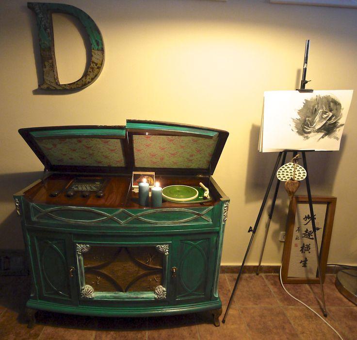 design by David Juárez #furniture #vintage #design