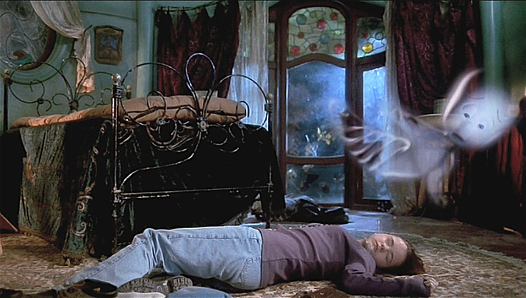 A Bed Of Ours Used In The Movie Casper The Ghost W A