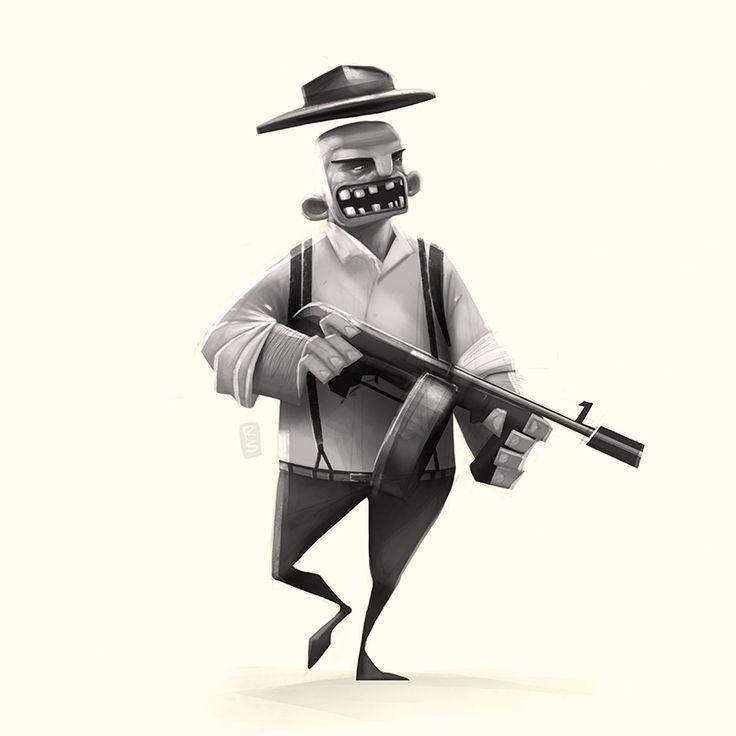 Character Design 2015 on Behance