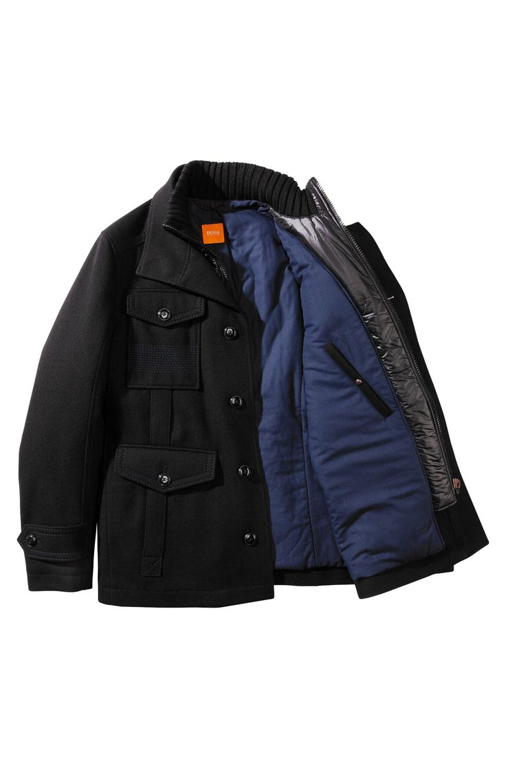 Boss orange herren jacke orfey