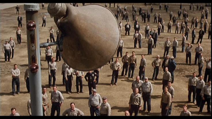 The Shawshank Redemption movie scenes The Shawshank Redemption a great sceneFilm Heart Aches The Shawshank Redemption The