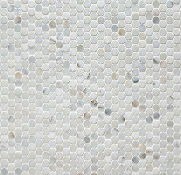 Artistic Tile Studs Collection - Calacatta Gold - bathroom tile - other metro - Artistic Tile