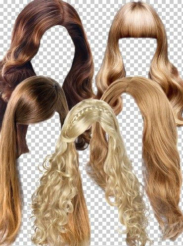 Girls Hair Psd File Free Download | Lucky Studio 4U