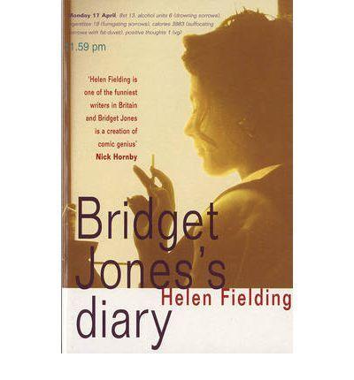 Bridget Jones by Helen Fielding - I first read Bridget Jones at age 15 I think. Enjoyed it ever since.