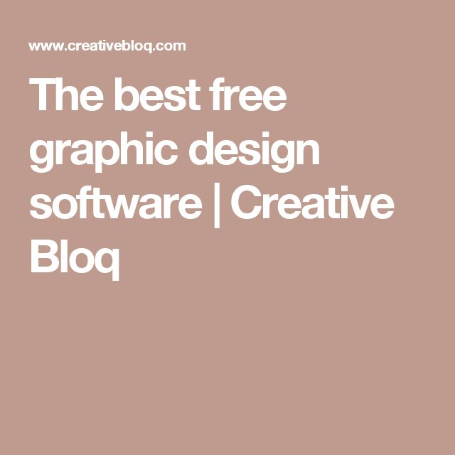 1000+ ideas about Free Graphic Design Software on Pinterest ...