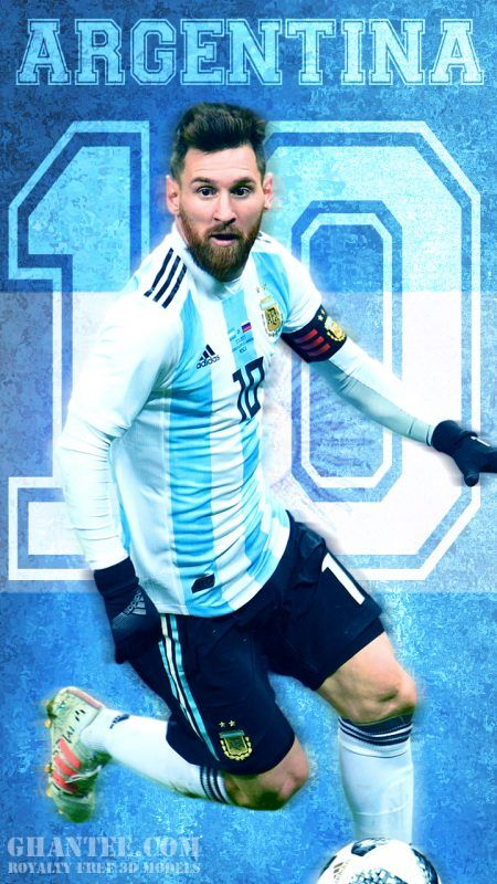 Lionel Messi 2018 Mobile Wallpaper Messi Argentina Lionel Messi Lionel Messi Wallpapers
