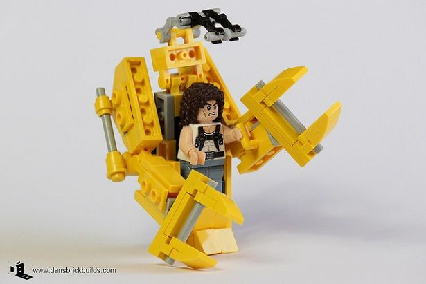 """Hard to believe, but it's been 30years sinceSigourney Weaver as Lt. Ellen Ripley stepped intothat gigantic power loader, and screamed """"Get away from her, you bitch!"""" to the Xenomorph queen in James Cameron's 1986 classic Aliens. Although there were a few sequels (and some unfortunate Aliens vs. Predator movies) after Aliens came out, I think a good argument could be made that was the most iconic scene in the whole series... aside from maybe that whole chest bursting thing..."""