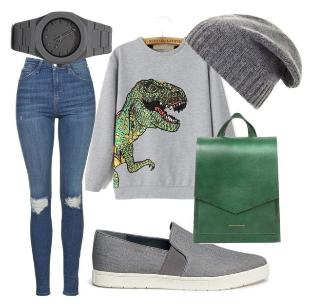 """""""Teen is the spirit"""" by oana-grigorie on Polyvore featuring Topshop, Vince, CC and BCBGMAXAZRIA"""
