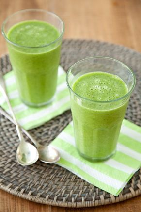 Paula Deen Good Morning Green Smoothie