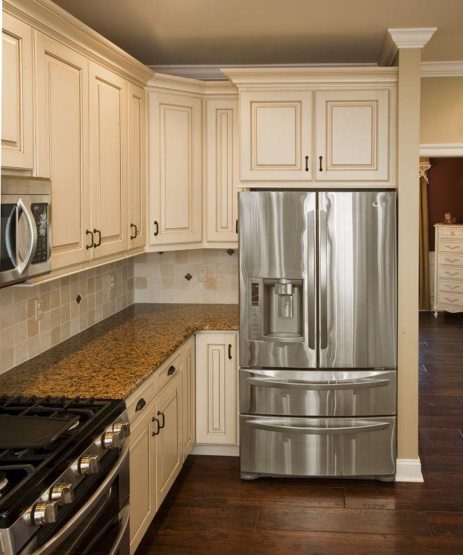Best 25+ Refinished Kitchen Cabinets Ideas On Pinterest