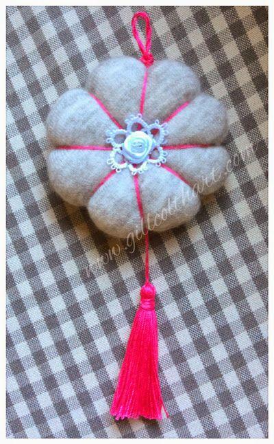 Shooglie Crafts: almofada de alfinetes