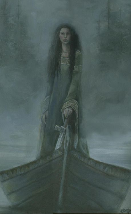 Avalon was associated from an early date with mystical practices and people such as Morgan le Fay.
