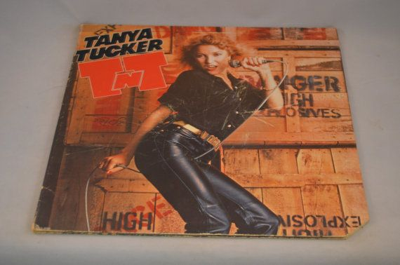 Vintage Gatefold Record Tanya Tucker: TNT Album by FloridaFinders