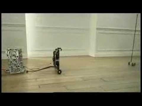 Honda Rube Goldberg commercial