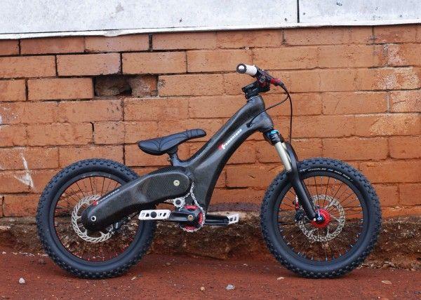 Tramontane Cycle's - La bici in carbonio per il tuo bimbo