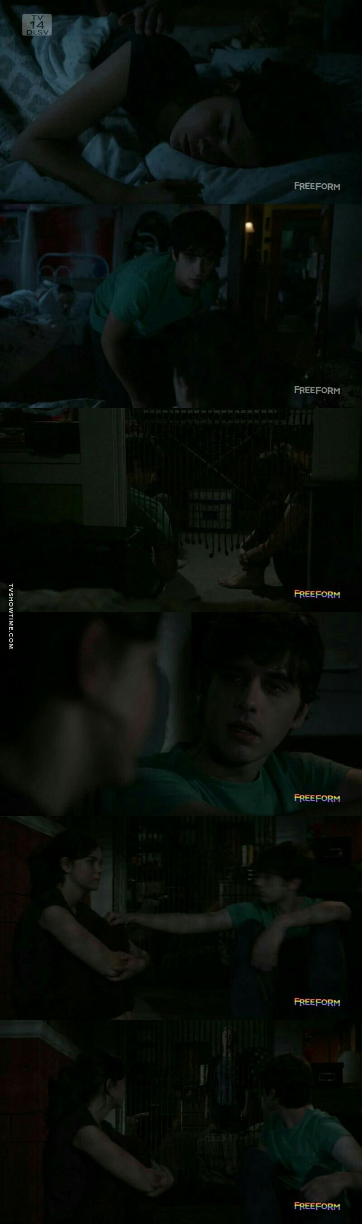 """#TheFosters 4x02 """"Safe"""""""